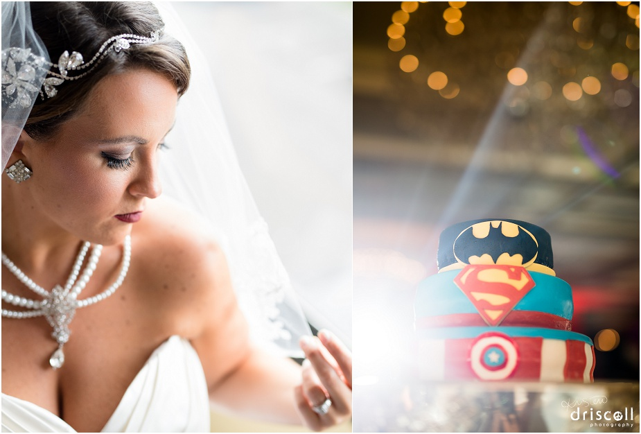 gatsby-bride-super-hero-grooms-cake-crystal-ballroom-radisson-freehold-nj-kristen-driscoll-photography-20140831